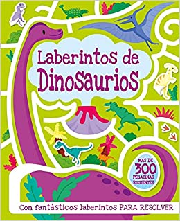 Laberintos De Dinosaurios por Igloo Books Ltd epub