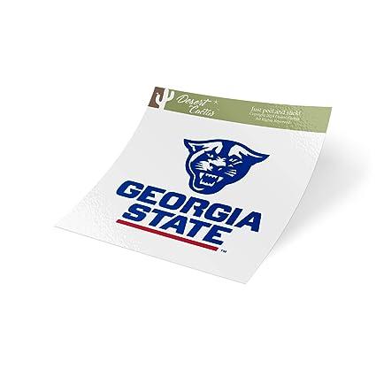 Amazon com: Georgia State University Design #4 Sticker Vinyl
