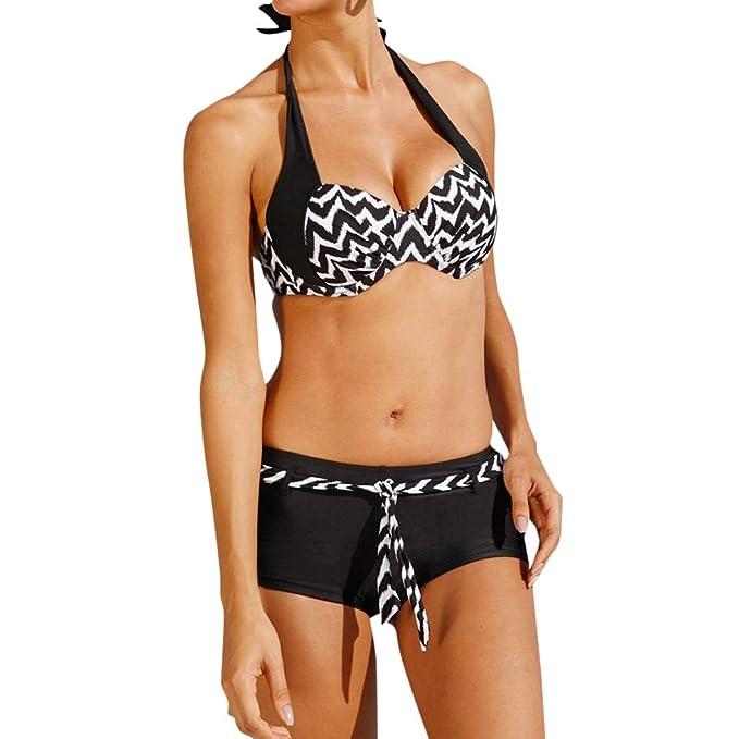 369e7daf780d SANFASHION Bekleidung Estate 2019 Il Bikini Comodo della Coordinato Cinghia  della Spiaggia della Cinghia di Spalla del Merletto Sexy di Ultima Donna ...