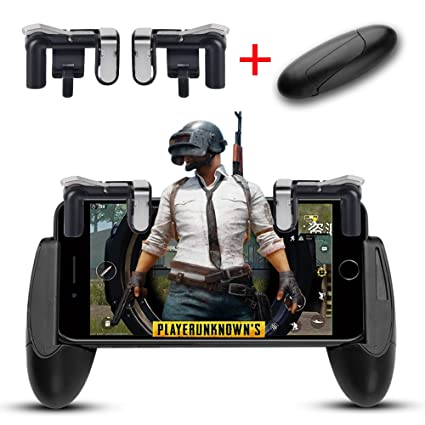 Lanyi Mobile Game Controller  Pair Survival Game Triggers For Knives Out Pubg
