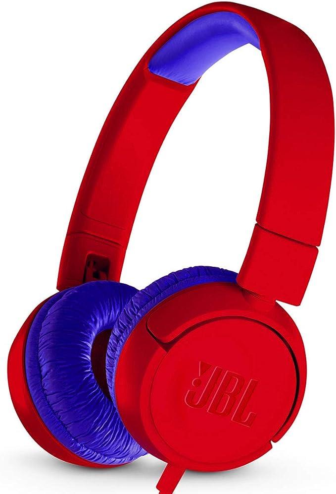 Amazon.com: JBL JR 300 - On-Ear Headphones for Kids - Red: Electronics