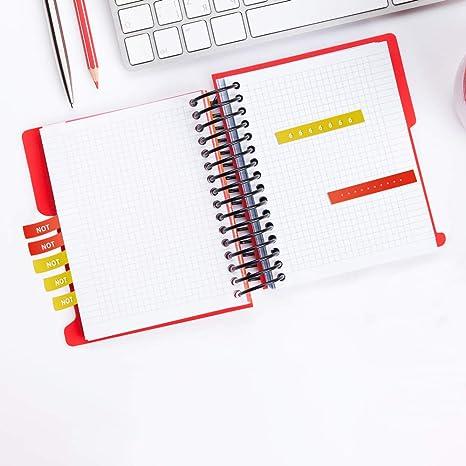 Rantoloys Mini Portable Manuel /Étiqueteuse DIY 3D Gaufrage /Étiqueteuse Imprimante Imprimante Machine /À /Écrire avec En Plastique PVC 9mm /Étiquettes Rubans Machine de Lettrage