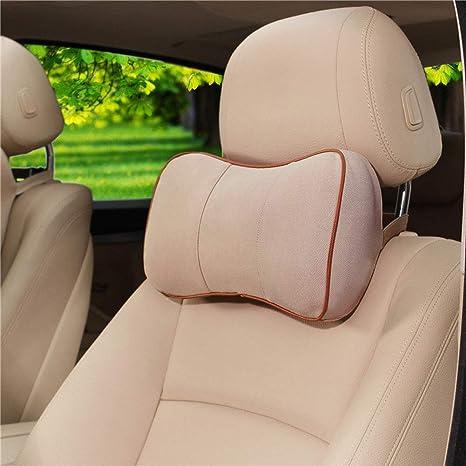 Amazon.com: homdsim Car Auto vehicle Asiento Reposacabezas ...