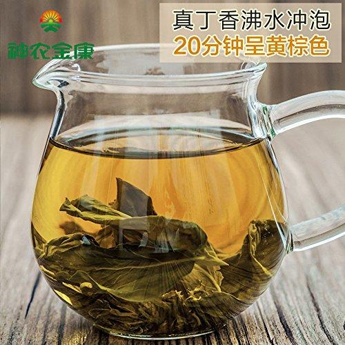 China Good Food Nourishing the stomach tea(神农金康 丁香茶 Clove Leaves Tea)50g 长白山抗菊苣菌养胃茶