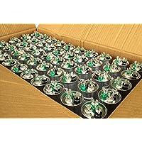 TEMCo 25 LOT Dual Run Capacitor RC0165-80/5 mfd 370 V 440 V VAC volt 80+5 uf AC Electric Motor HVAC