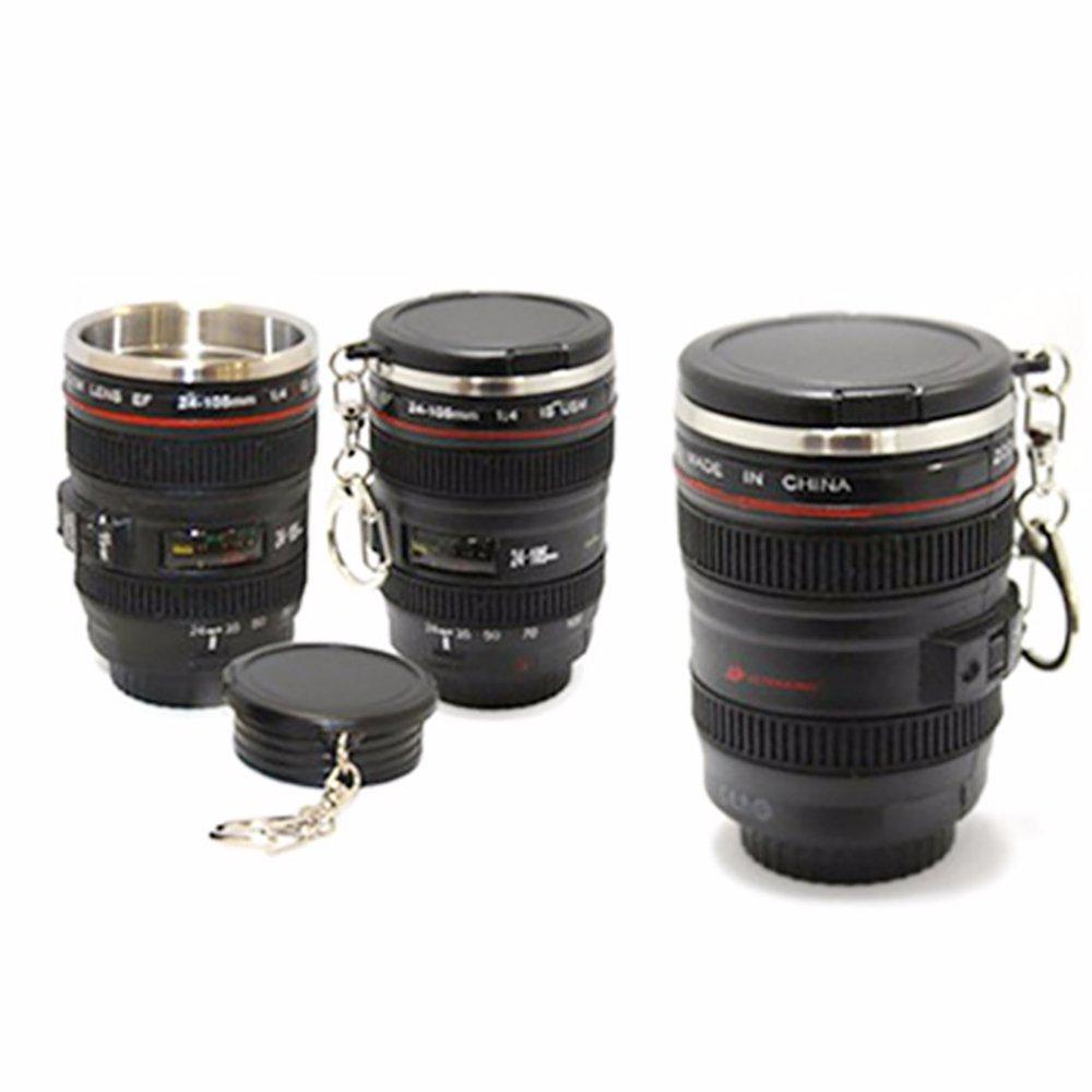 3-Pack: Mini Camera Lens Shot GlasseS