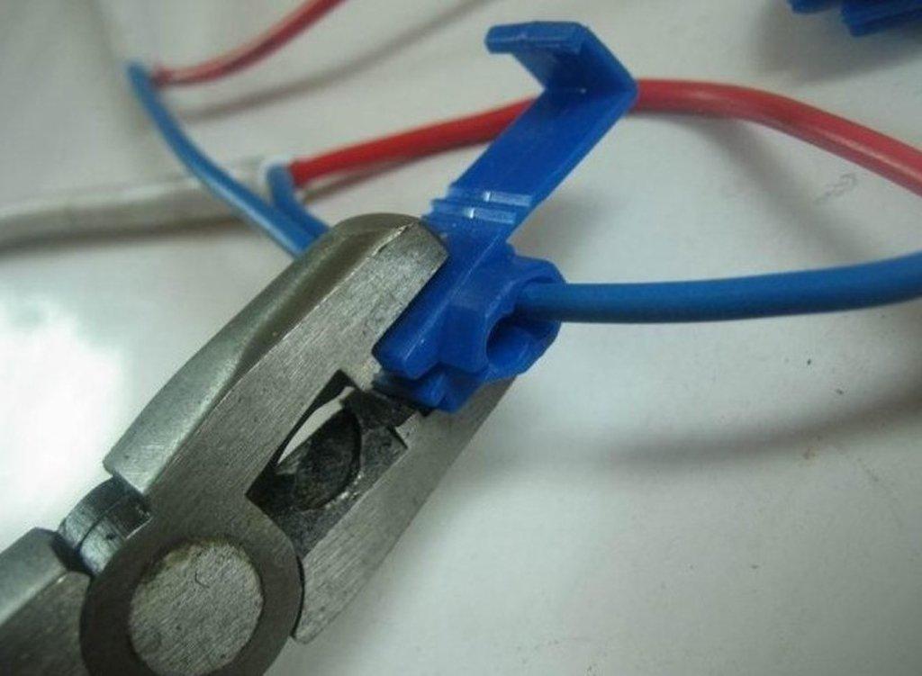 Generic E_14012419 Imported Quick Splice Wire Connectors Lock Cable ...