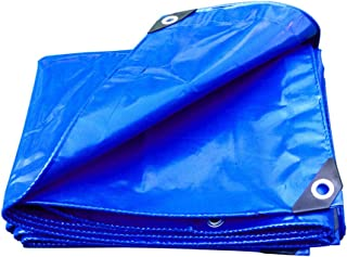 Home warehouse Protezione Blu delle Merci Tela Addensare Telo Impermeabile Multiuso Impermeabile Protezione Solare Poncho Trasporto Camion Tettoia Tenda Tela Tela Cerata