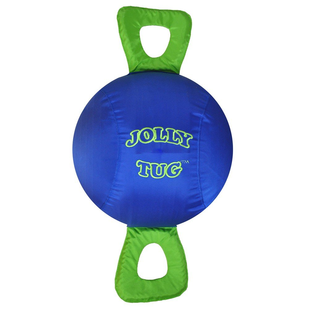 Jolly Pets Jolly Tug (14 inches) (Blue)