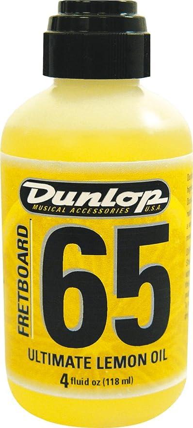 Dunlop Ultimate Lemon Griffbrettöl: Amazon.es: Oficina y papelería