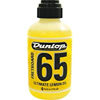 Dunlop DL PF 00004 6554 Fretboard 65 Ultimate Citroenolie, 118 ml