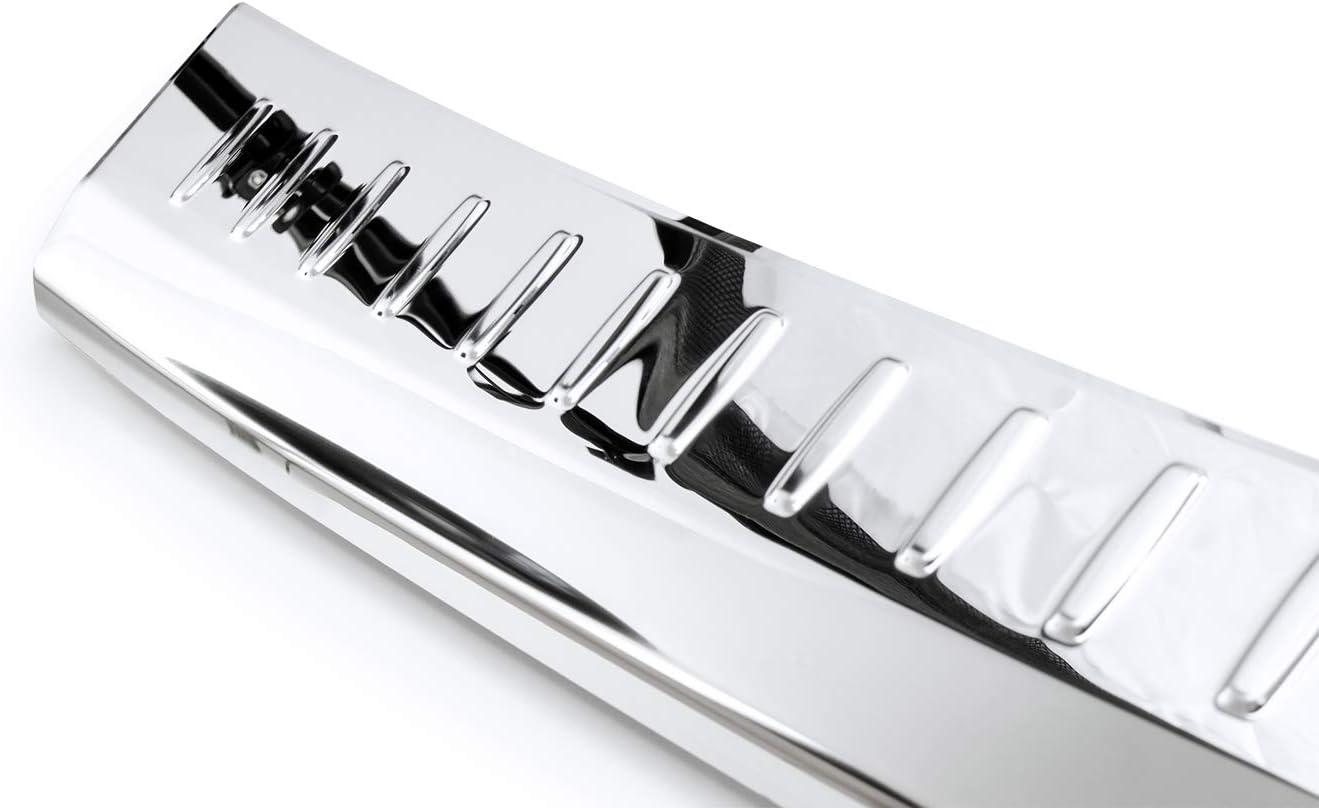 Teileplus24 L546 Ladekantenschutz V2a Edelstahl Für Mercedes E Klasse S212 2013 2016 Abkantung Auto