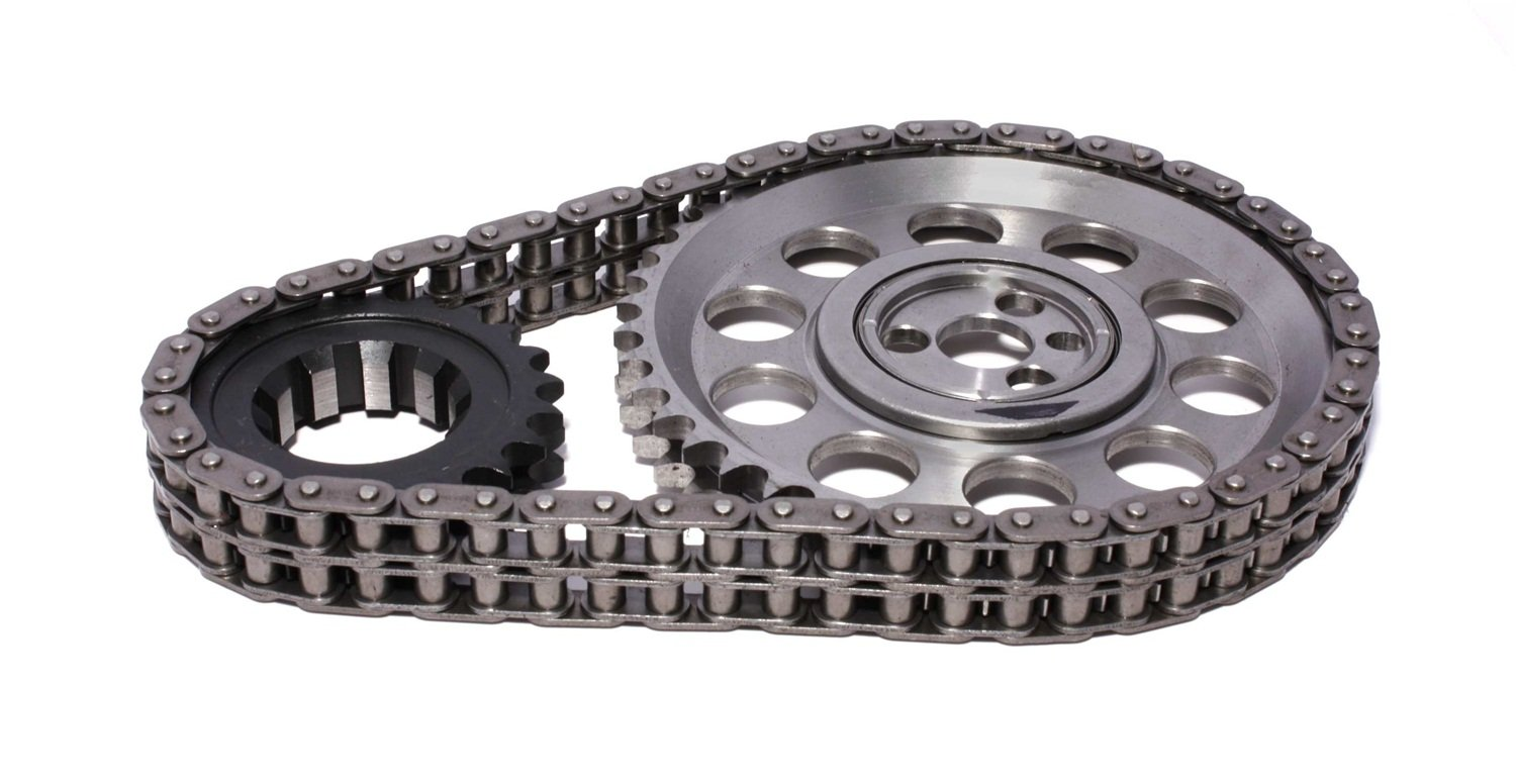 COMP Cams 7136 Keyway Adjustable Billet Timing Set for Small Block Chevy