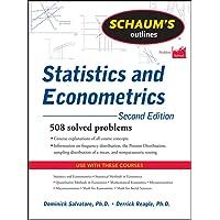 Schaum's Outline of Statistics and Econometrics, Second Edition