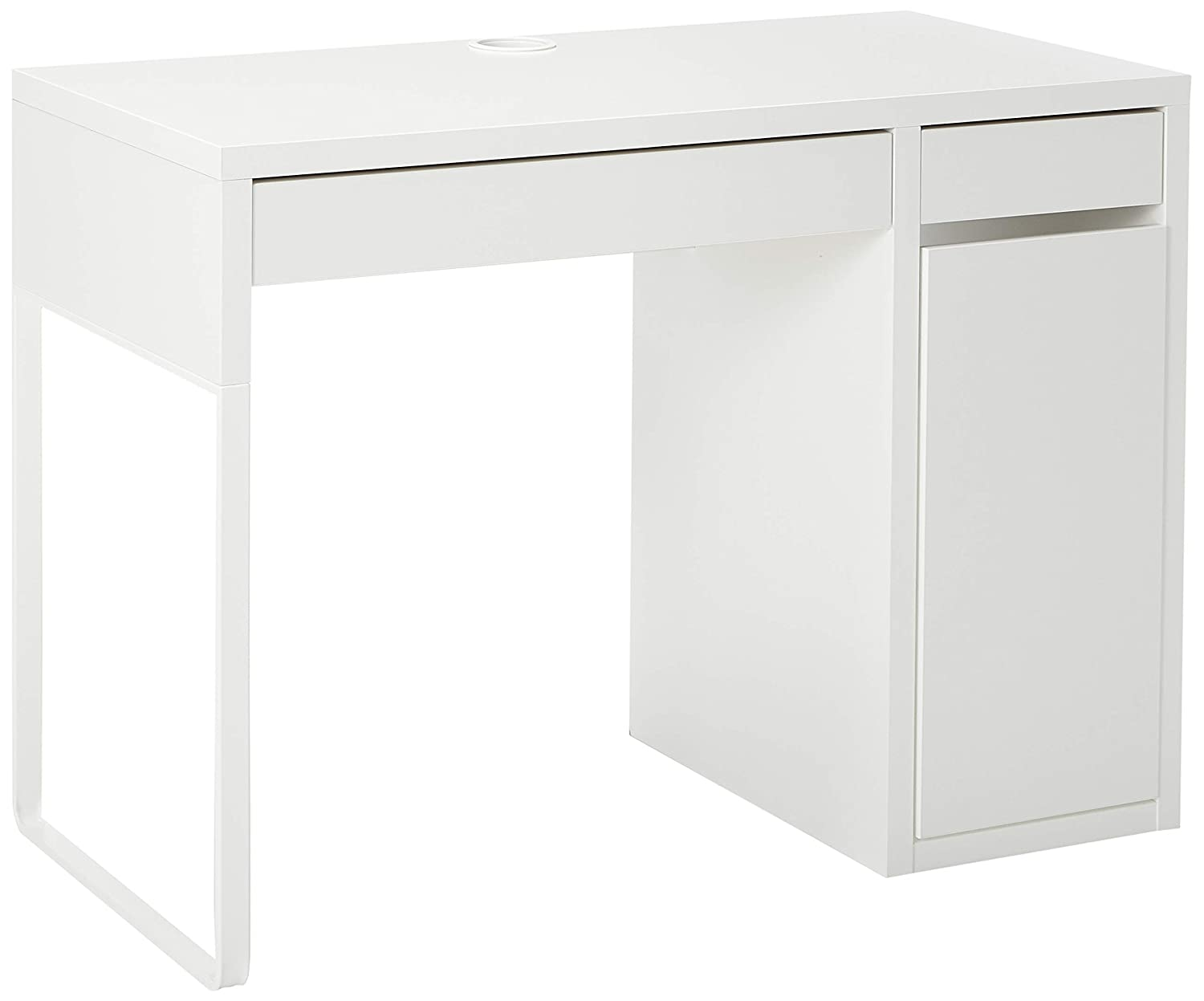 IKEA 802.130.74 MICKE Desk, White