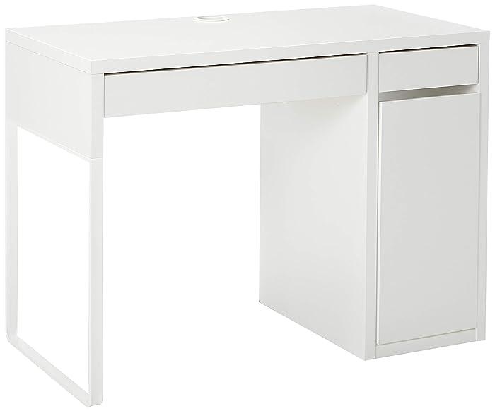 IKEA 802.130.74 MICKE Desk, White