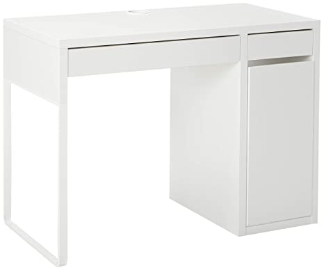 Ikea Desk, Blanco, MICKE 802.130.74: Amazon.es: Juguetes y ...