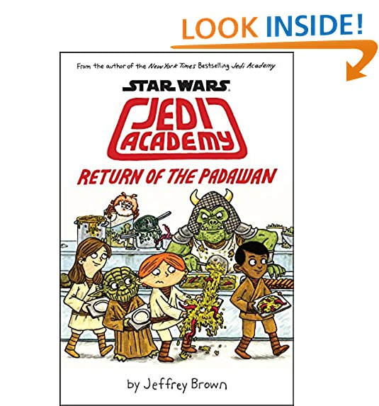 Jedi training academy amazon star wars jedi academy return of the padawan book 2 yadclub Image collections