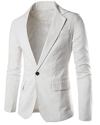 Leader of the Beauty - Traje - para Hombre Blanco Blanco 3XL ...