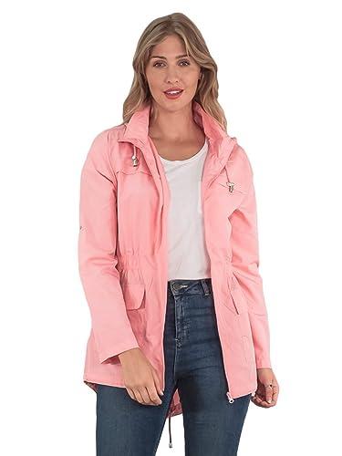 Love My Fashions – Chaqueta – para mujer rosa rosa 48