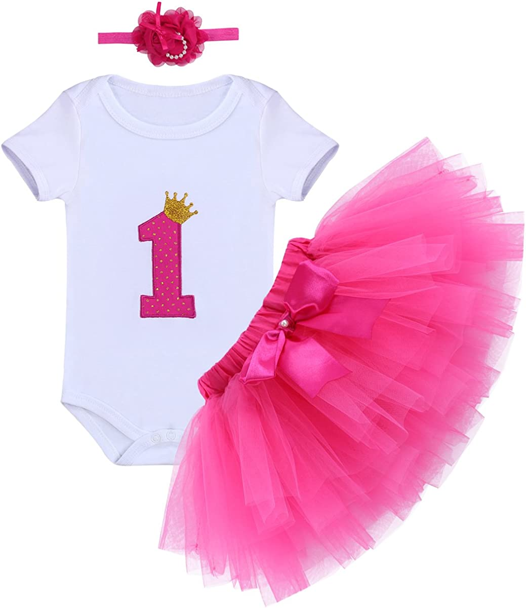 Smash the Cake Outfit Mum Toddler Skirts First Birthday Cupcake Theme Outfit
