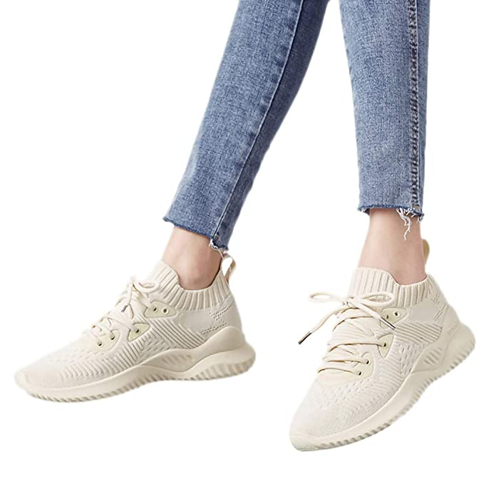 bbf82aff6f378 Amazon.com: Kiminana Casual Sneakers, Shoes,Women's Outdoor Non-Slip ...
