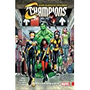 Champions Vol. 1: Change The World (Champions (2016-))