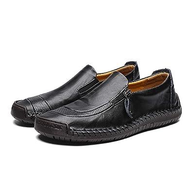 Amazon.com: Ceyue Loafers - Zapatillas de conducción para ...