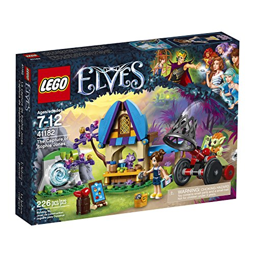 LEGO Elves The Capture of Sophie Jones 41182 New Toy for March - Redding Stores Outlet