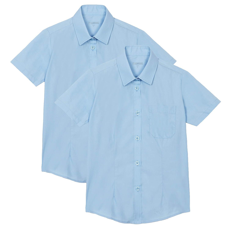 Debenhams Kids 5 Pack Boys White Vests