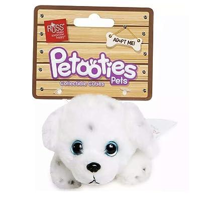 """Russ Petooties Pets 4"""" Dalmatian: Toys & Games"""