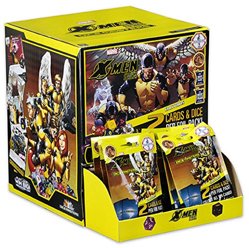 Marvel Dice Masters: X-Men First Class Gravity Feed by WizKids