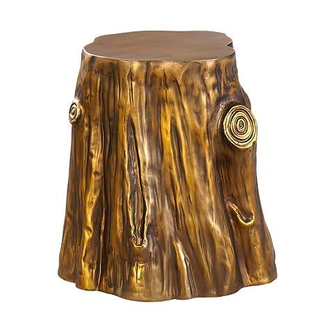 Amazon.com: Mesas de café para el hogar de lujo, muebles de ...