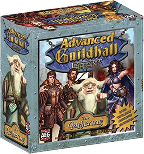 AEG Guildhall Fantasy the Gathering Board Games by AEG