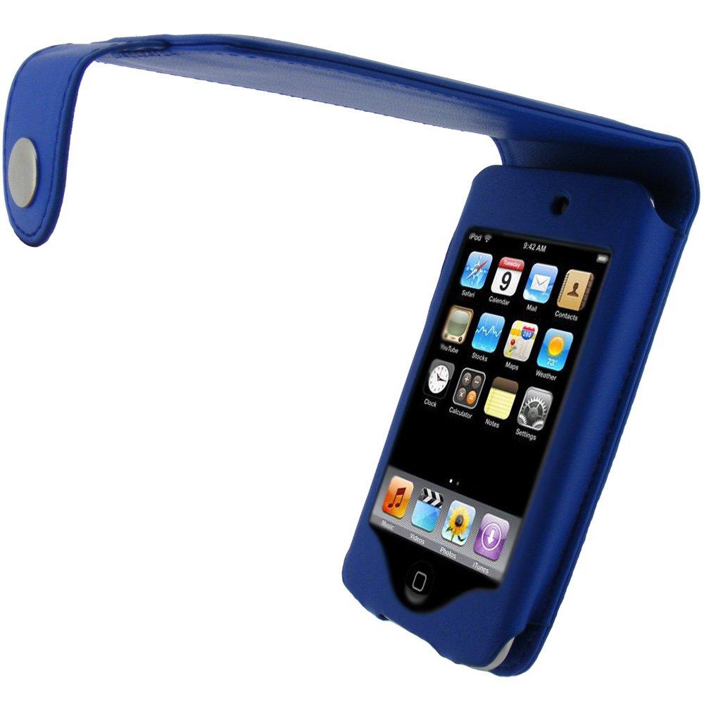 iGadgitz - Funda tipo libro para iPod Touch (2ª y 3ª