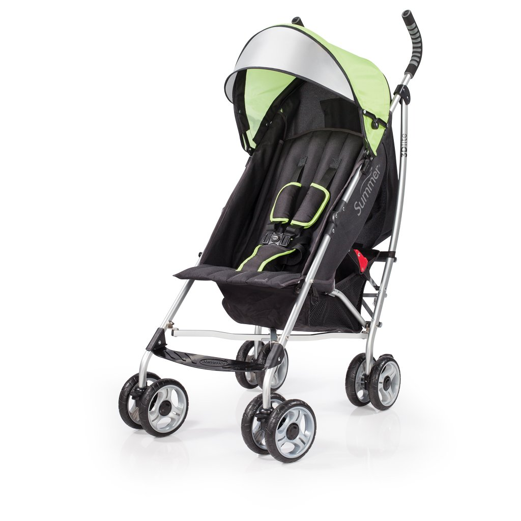 Summer Infant 3D Lite Stroller, Black 21313