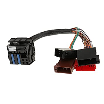 Peachy Segolike Iso Radio Adapter For Audi With Quadlock Connection Wiring Wiring 101 Bdelwellnesstrialsorg