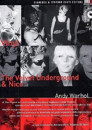 Vinyl - The Velvet Underground & Nico (Dvd) [Italia]