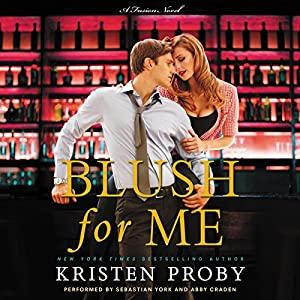 Blush for Me Audiobook
