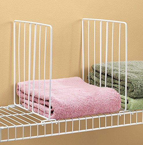Shelf Divider Wire Shelves Set