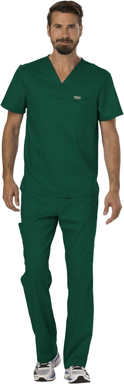 WorkWear Revolution WW140 Men/'s Fly Front Pant Medical Uniforms Scrubs