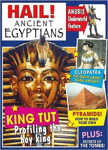 Book Hail! Ancient Egyptians (Hail! History)
