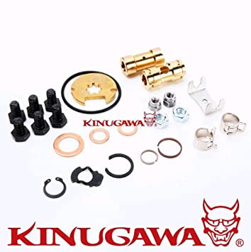 Turbo reconstruir Kit de reparación KKK K04 AUDI/Ford/Volvo/VW Volkswagen/Suzuki: Amazon.es: Coche y moto