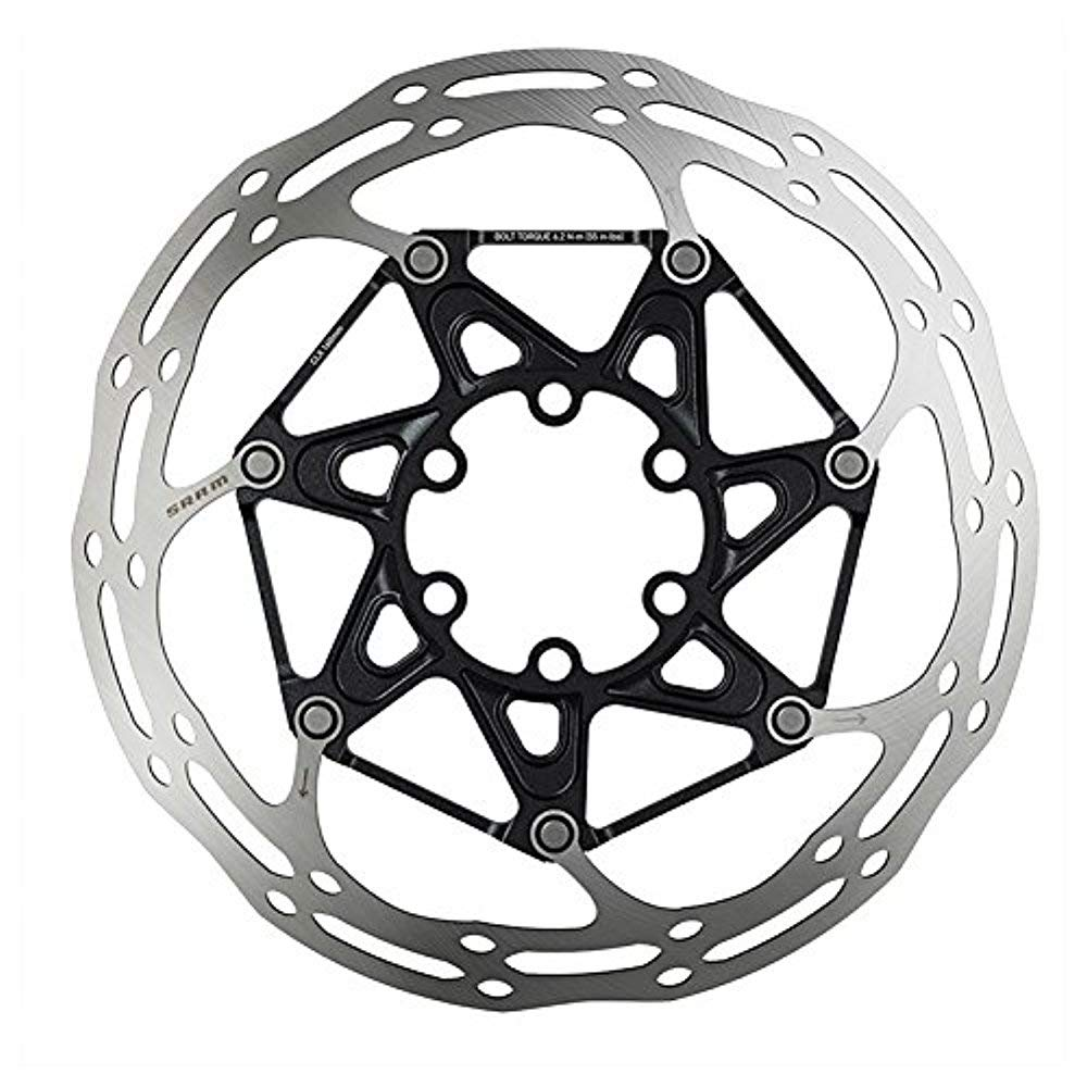 SRAM Centerline X Rounded Rotor Silver, 160mm