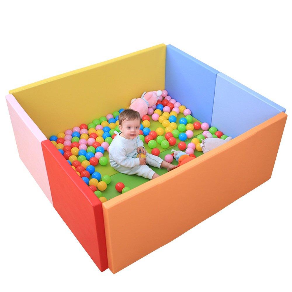 格安新品  DS- B07PJ6YLL1 乳児用フェンス 乳児用フェンス 子供の遊びのフェンス折り畳み式安全フェンスソファPUフェンス快適で DS- B07PJ6YLL1, 四季物屋:e18c0f43 --- a0267596.xsph.ru