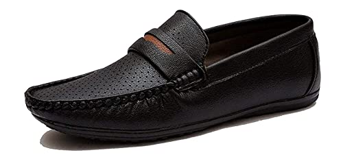 Brown Casual Loafers Shoes 34