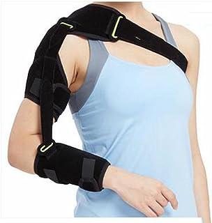 Réhabilitation Soin de l'épaule la prévention Correction Articulation de l'épaule Dislocation Accident vasculaire cérébral hémiplégie Réhabilitation équipement Vieil homme hémipl&
