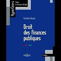 Droit des finances publiques (HyperCours) (French Edition)