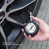 KEDAKEJI Tire Pressure Gauge 60PSI Mechanical