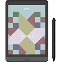 "BOOX Nova3 Color 7.8"" E-Book Tablet Android 10.0 Luz Frontal 32GB Color OTG WiFi BT USB-C Negro"